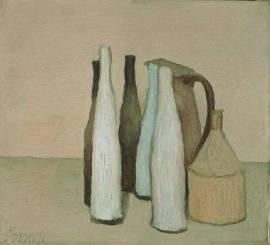 ARTE: BRUXELLES CELEBRA GIORGIO MORANDI, CENTO OPERE AL BOZAR