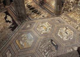 Pavimento Duomo Siena