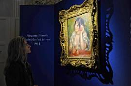 Mostre: a Firenze 12 opere impressionisti Museo d'Orsay