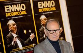 Ennio Morricone presents 50 Years of Music live tour in Berlin
